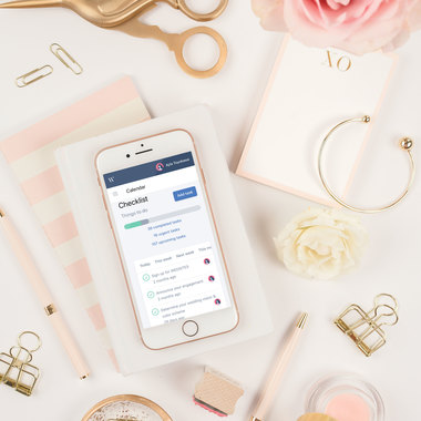 Thumb digital wedding planner checklist
