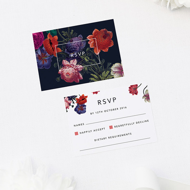 Thumb rsvp wedding collection