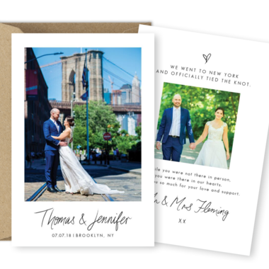 Thumb wedding elopement ideas destination for the love of stationery