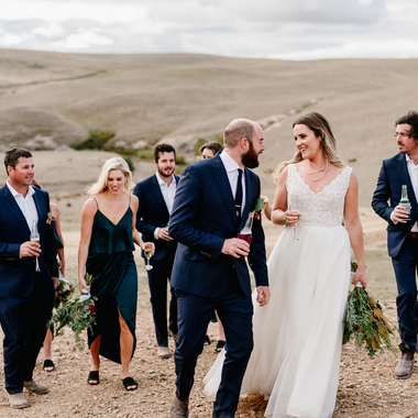 Thumb photographybyrenata modern cool bridal party country wedding nsw 1247