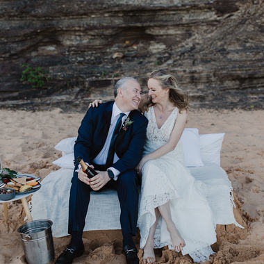 Thumb sydney elopement warriwood beach wedding 136