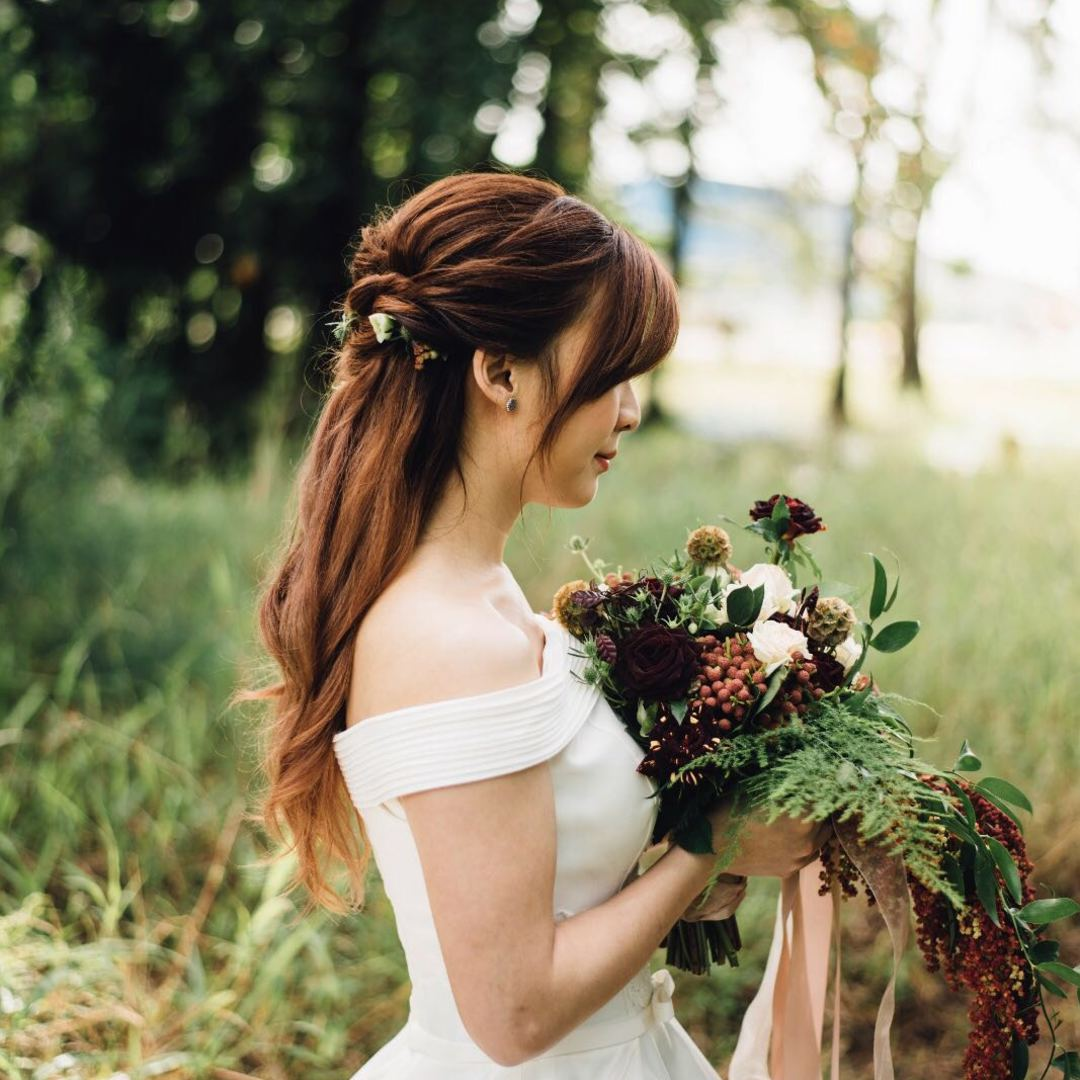 Square bride